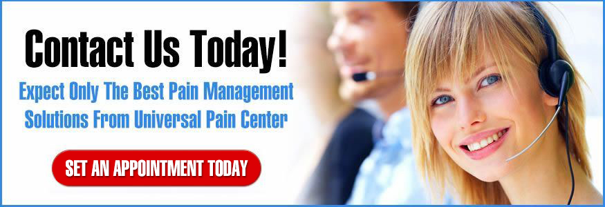 universal pain centers